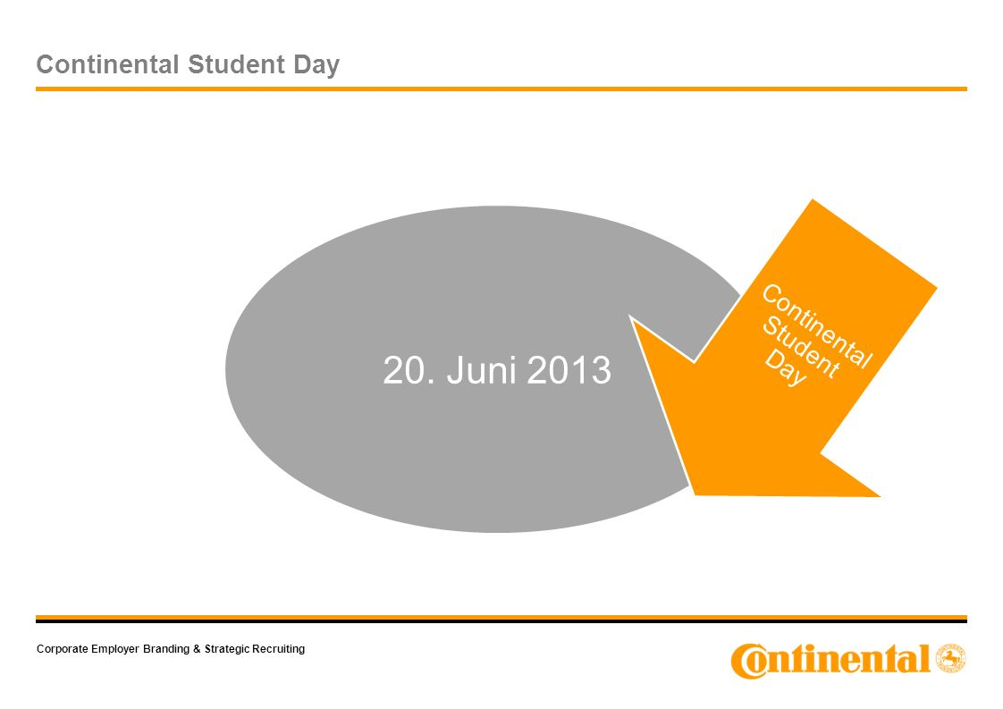 Continental Student Day