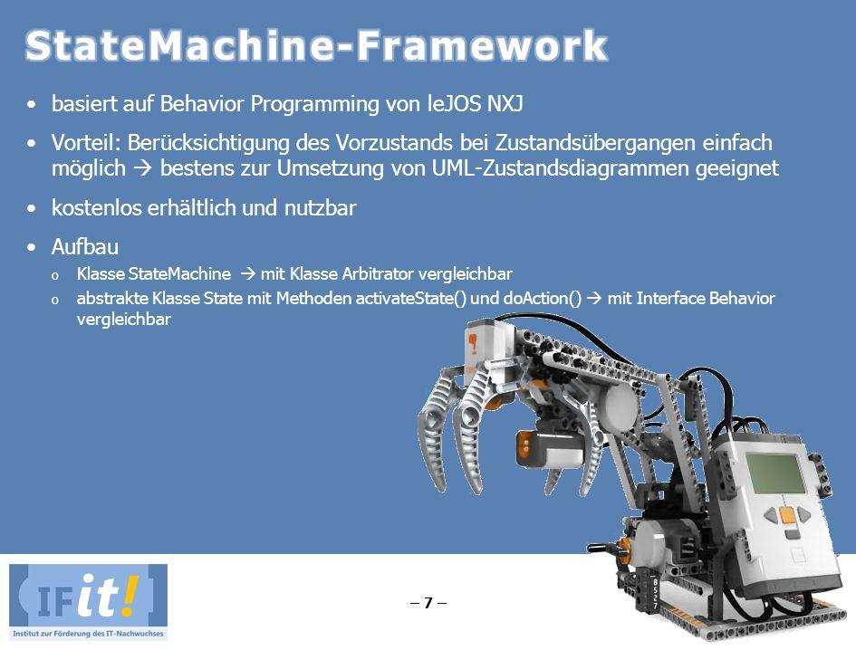 StateMachine-Framework