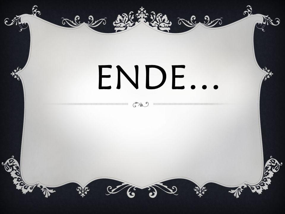 Ende…