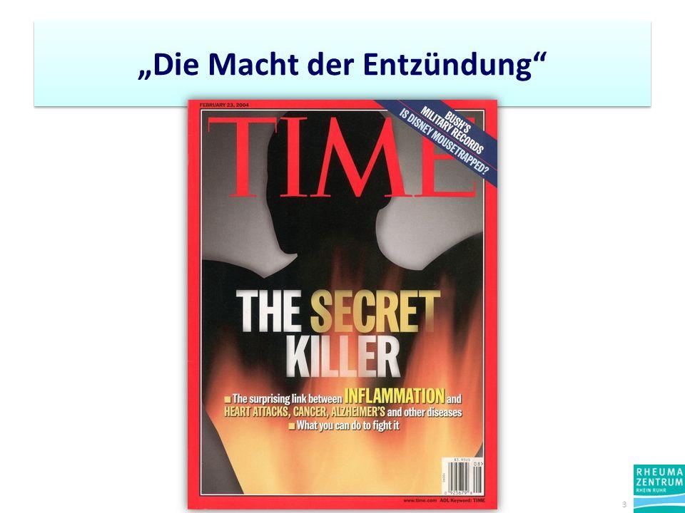 """""""Die Macht der Entzündung"""