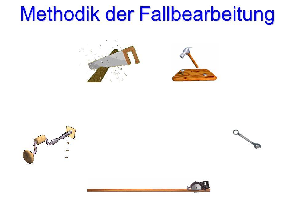 Methodik der Fallbearbeitung