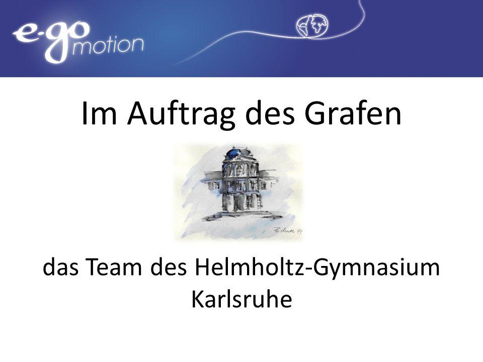das Team des Helmholtz-Gymnasium Karlsruhe