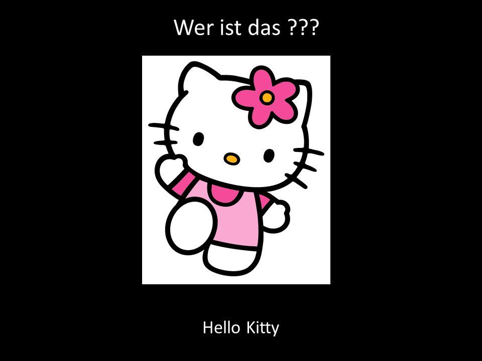 Wer ist das Hello Kitty