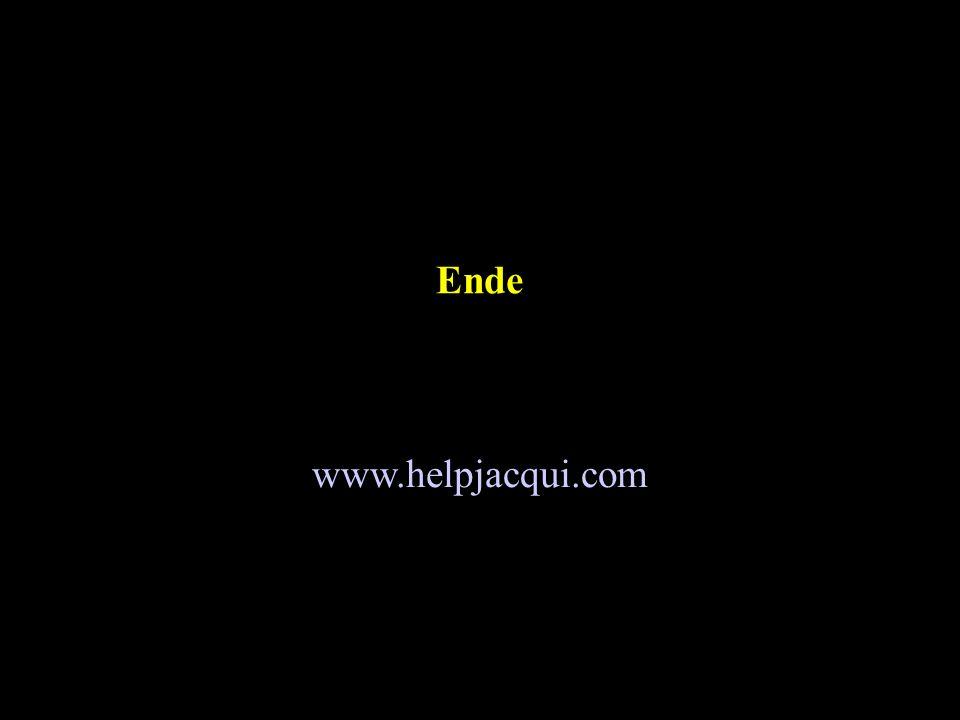 Ende www.helpjacqui.com