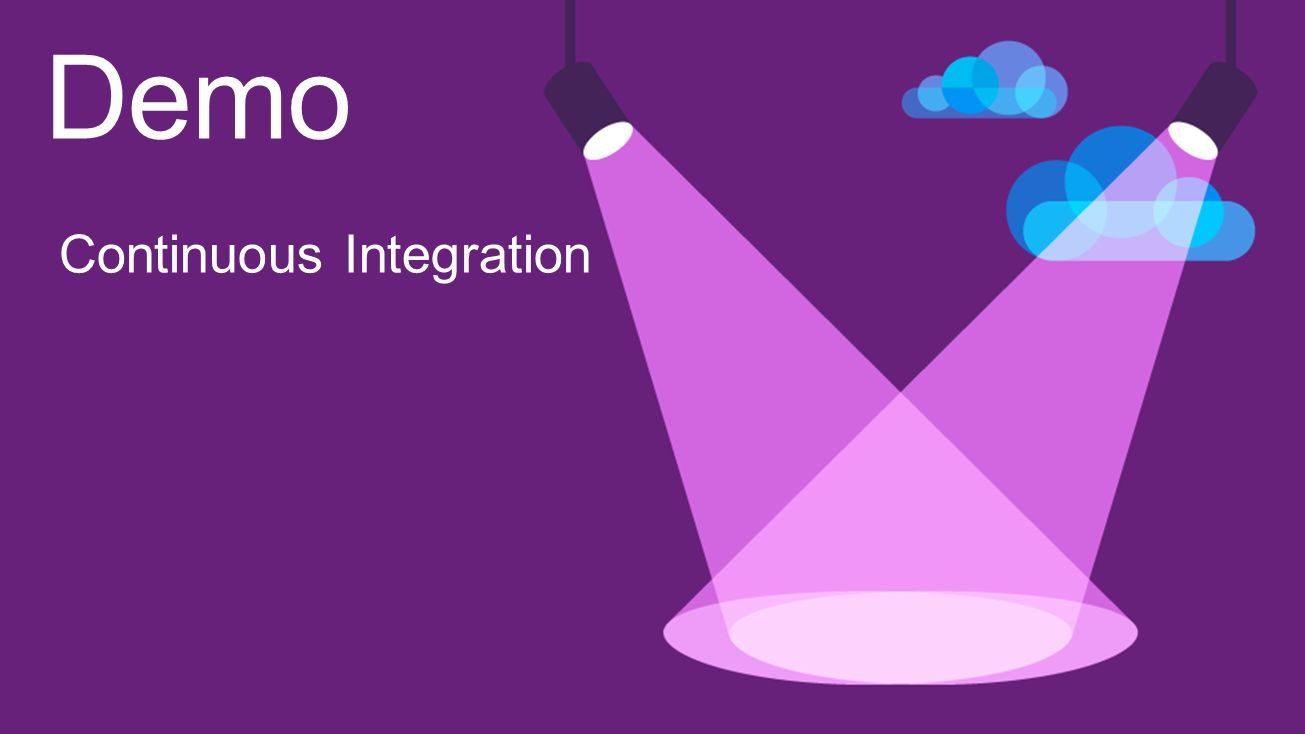 Demo Continuous Integration 3/28/2017