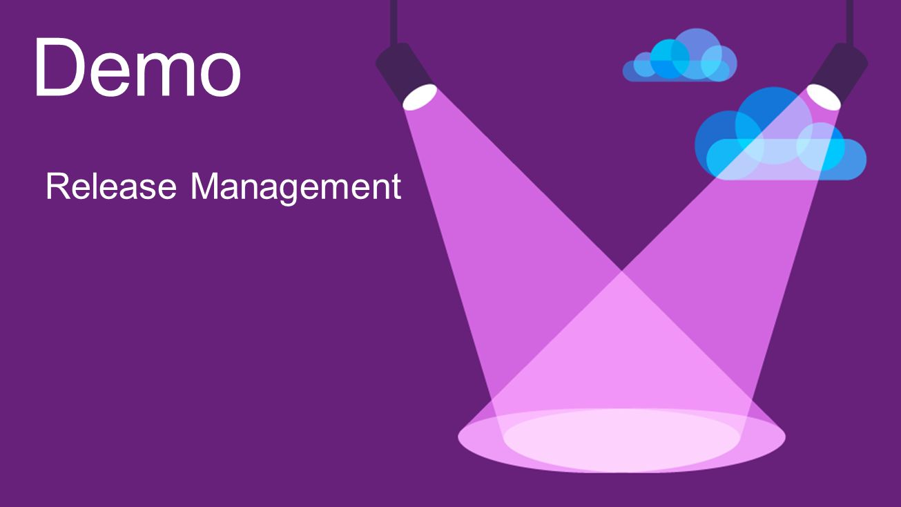 Demo Release Management