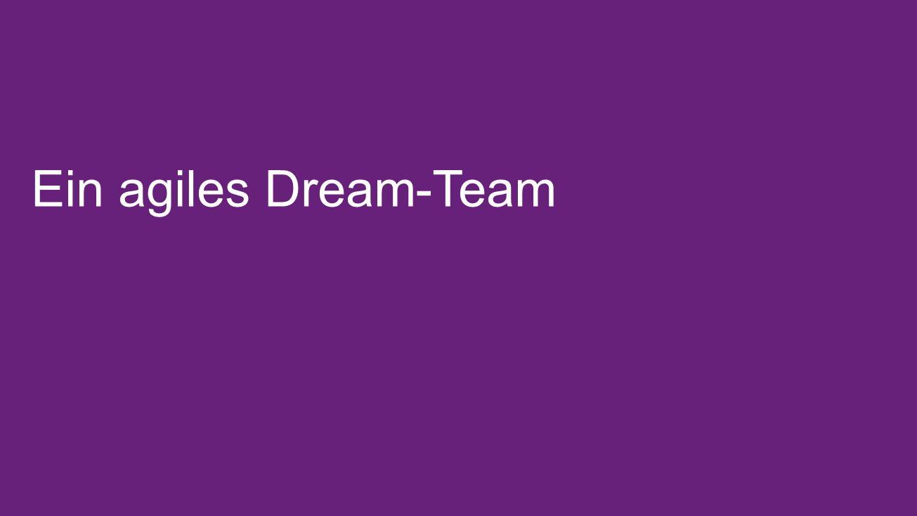 Ein agiles Dream-Team 3/28/2017 Wir wollen