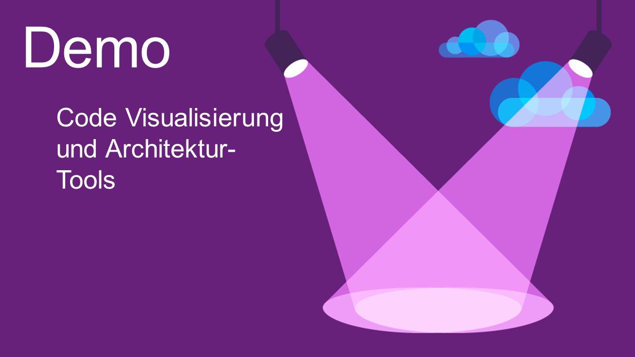 Demo Code Visualisierung und Architektur-Tools