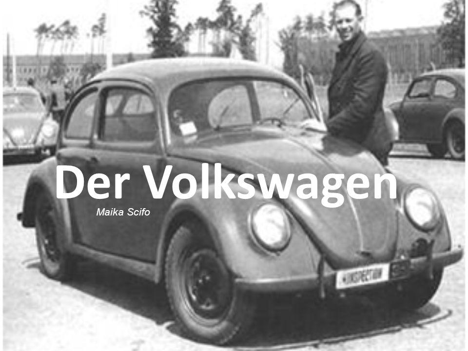 Der Volkswagen Maika Scifo