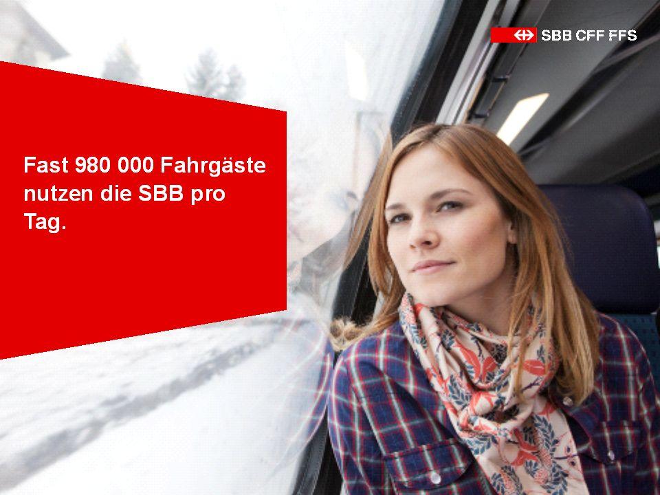 © SBB • Immobilien • Betriebswirtschaft • Mai 2012