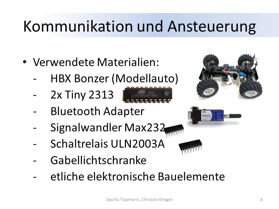 Kommunikation und Ansteuerung