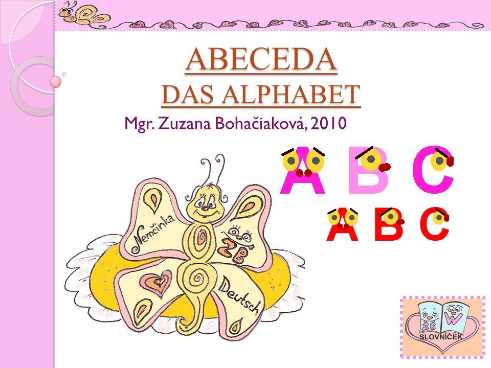 Nemčinka- ZB Mgr. Zuzana Bohačiaková, 2010