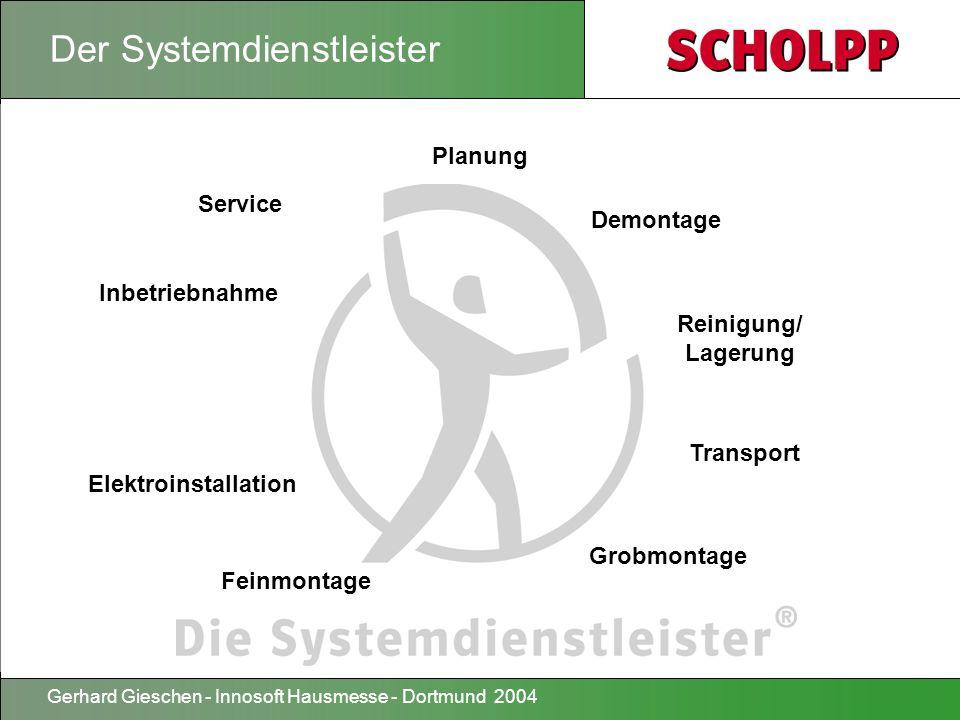 Der Systemdienstleister