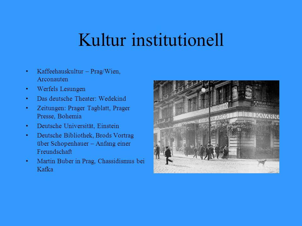 Kultur institutionell