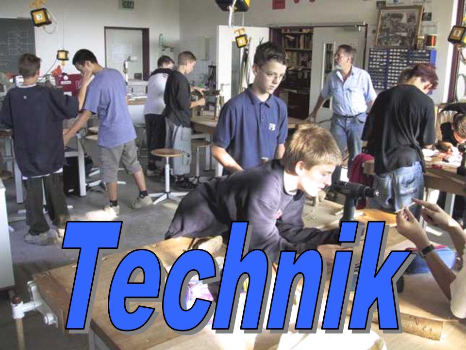Technik begegnet uns in allen Lebensbereichen.