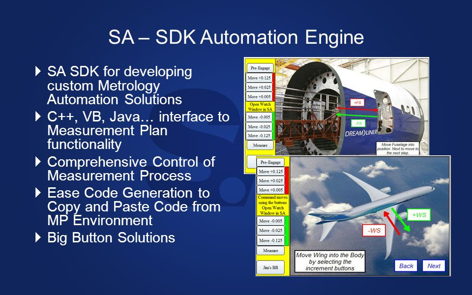 SA – SDK Automation Engine