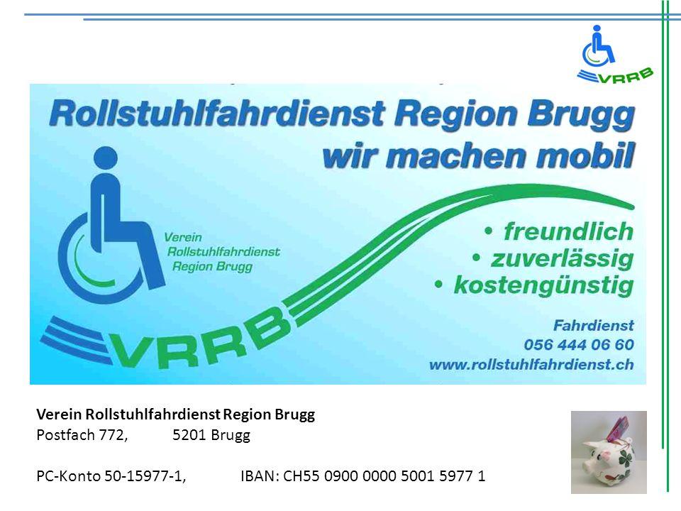 Verein Rollstuhlfahrdienst Region Brugg