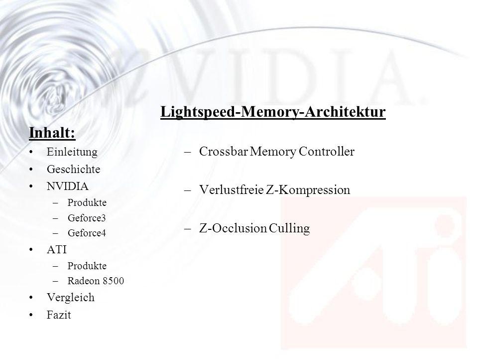 Lightspeed-Memory-Architektur