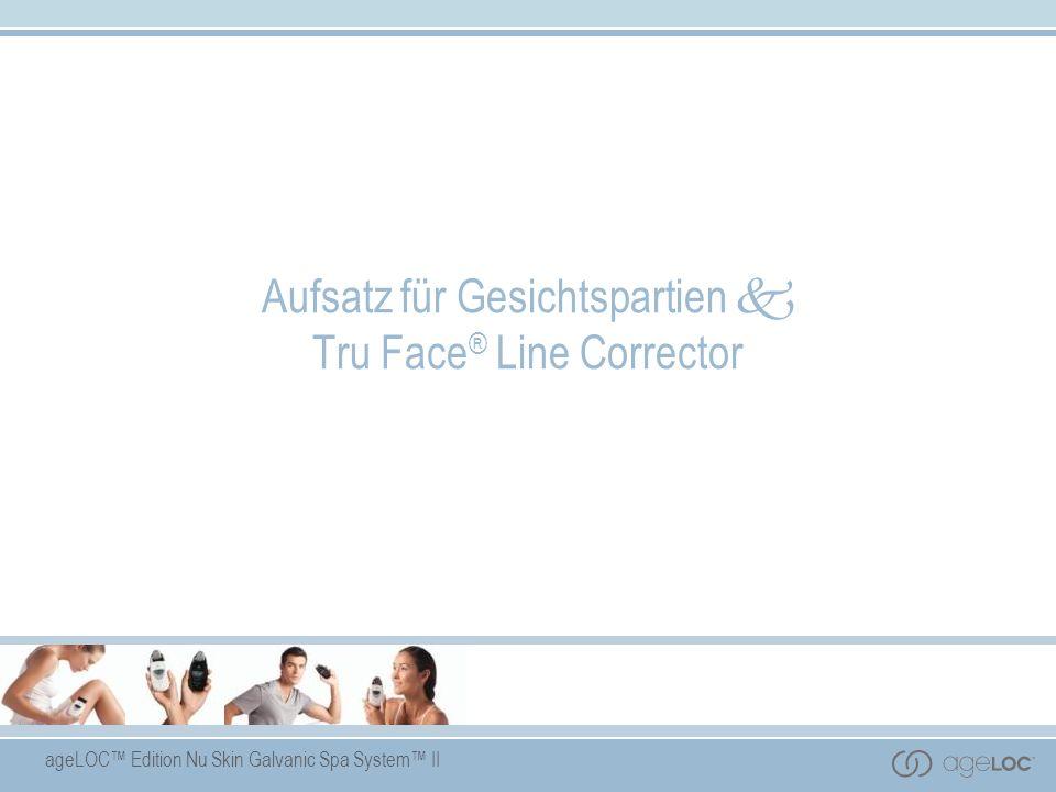 Aufsatz für Gesichtspartien  Tru Face® Line Corrector