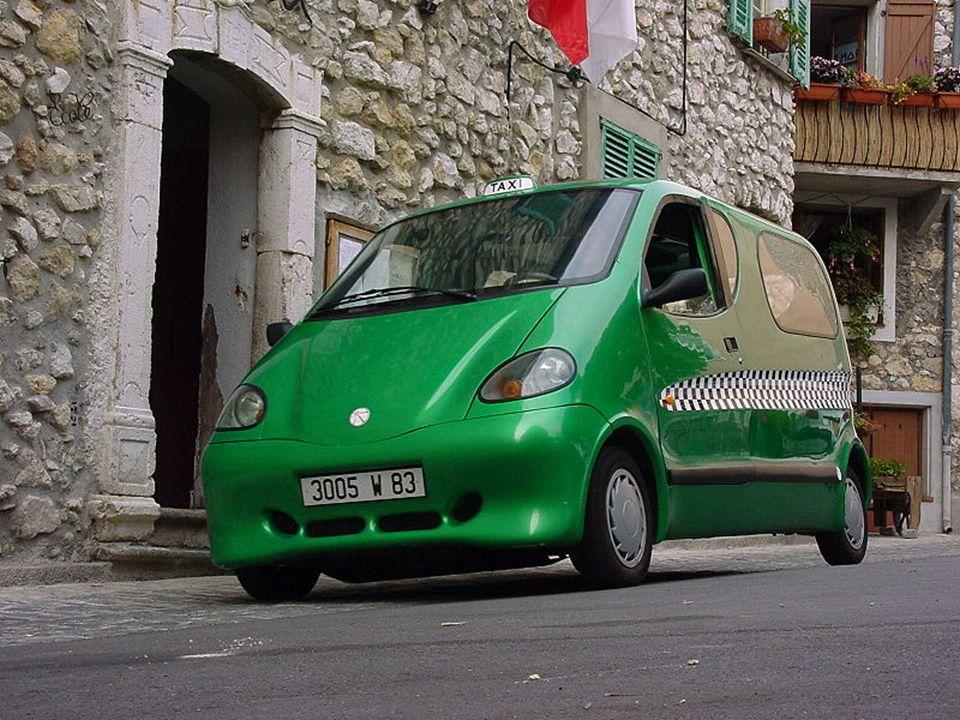 Komprimierte Luft Autos