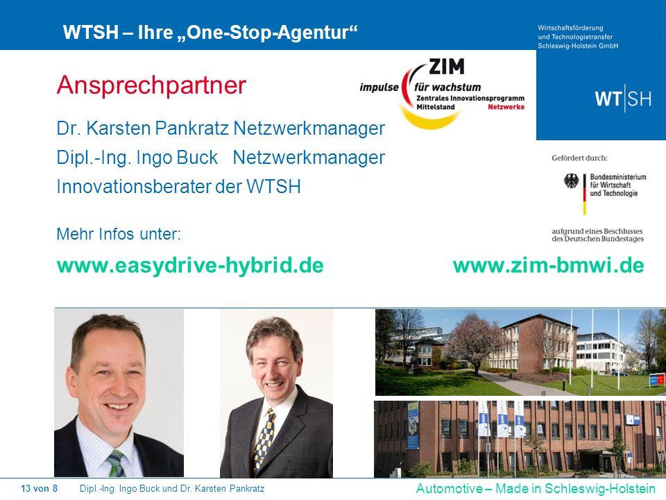 Ansprechpartner www.easydrive-hybrid.de www.zim-bmwi.de