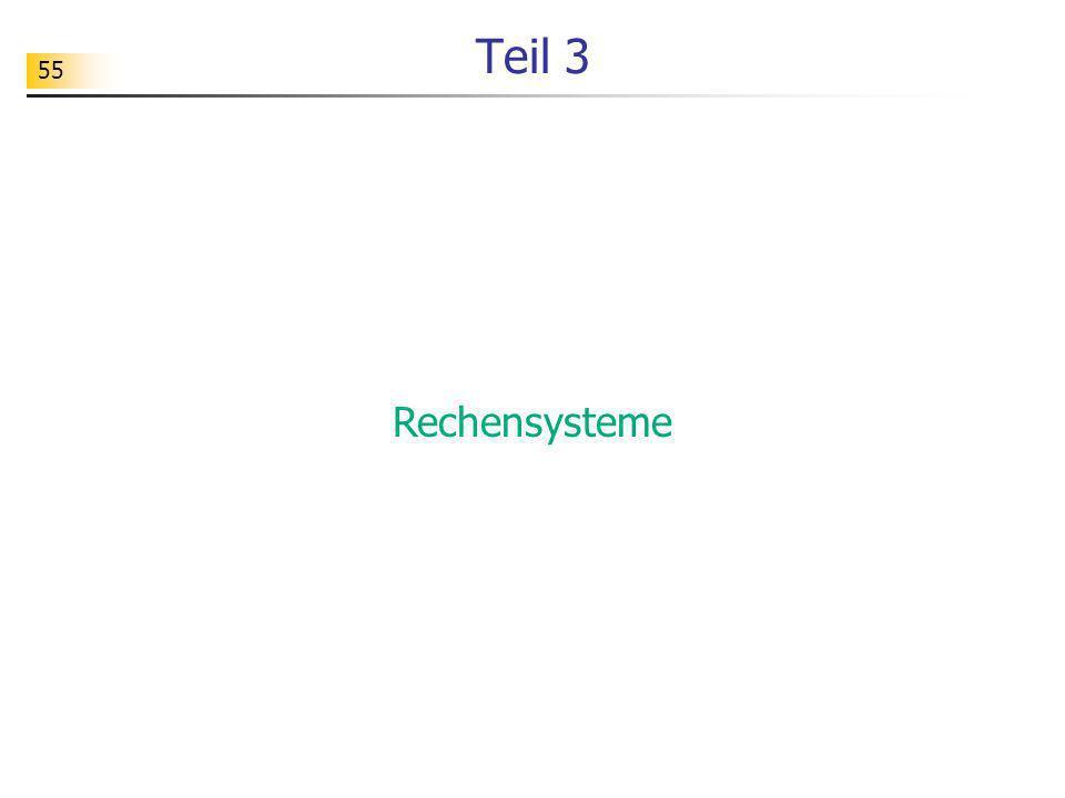 Teil 3 55 Rechensysteme