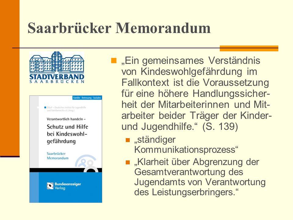 Saarbrücker Memorandum