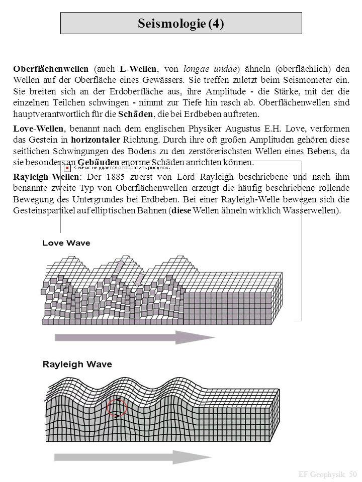 Seismologie (4)