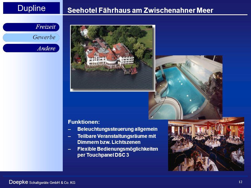 Seehotel Fährhaus am Zwischenahner Meer