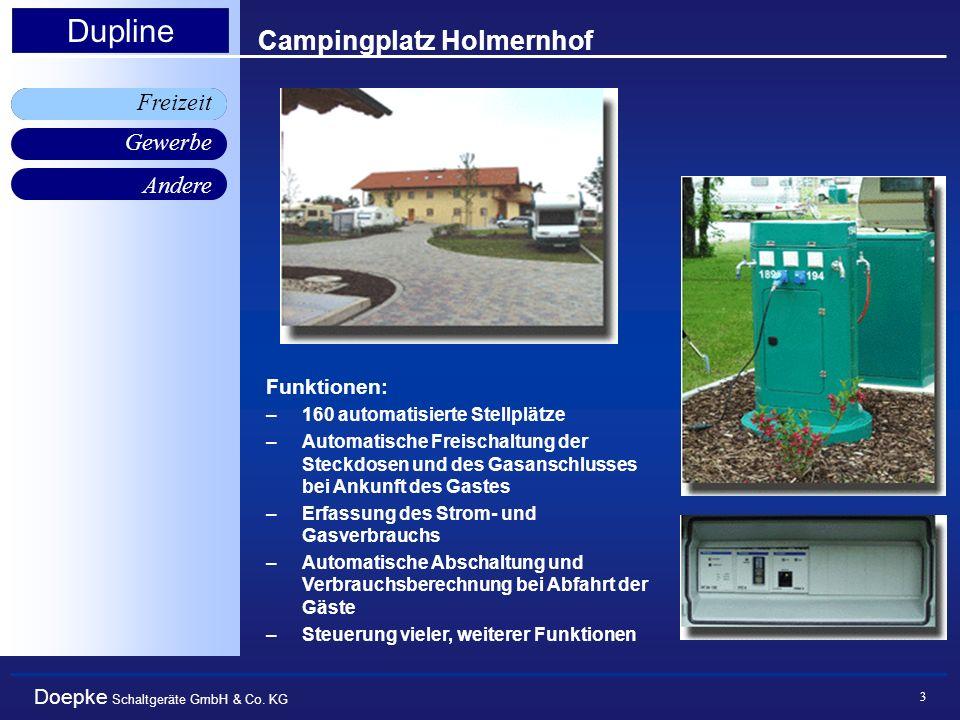 Campingplatz Holmernhof