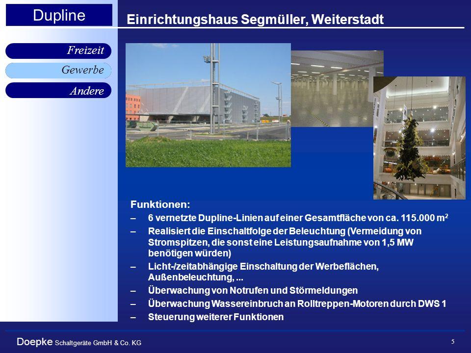 Einrichtungshaus Segmüller, Weiterstadt