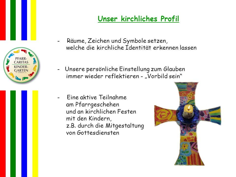 Unser kirchliches Profil