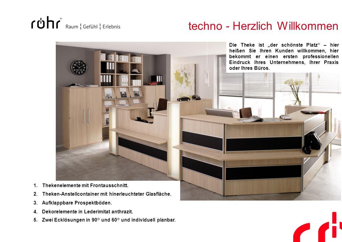 techno - Herzlich Willkommen