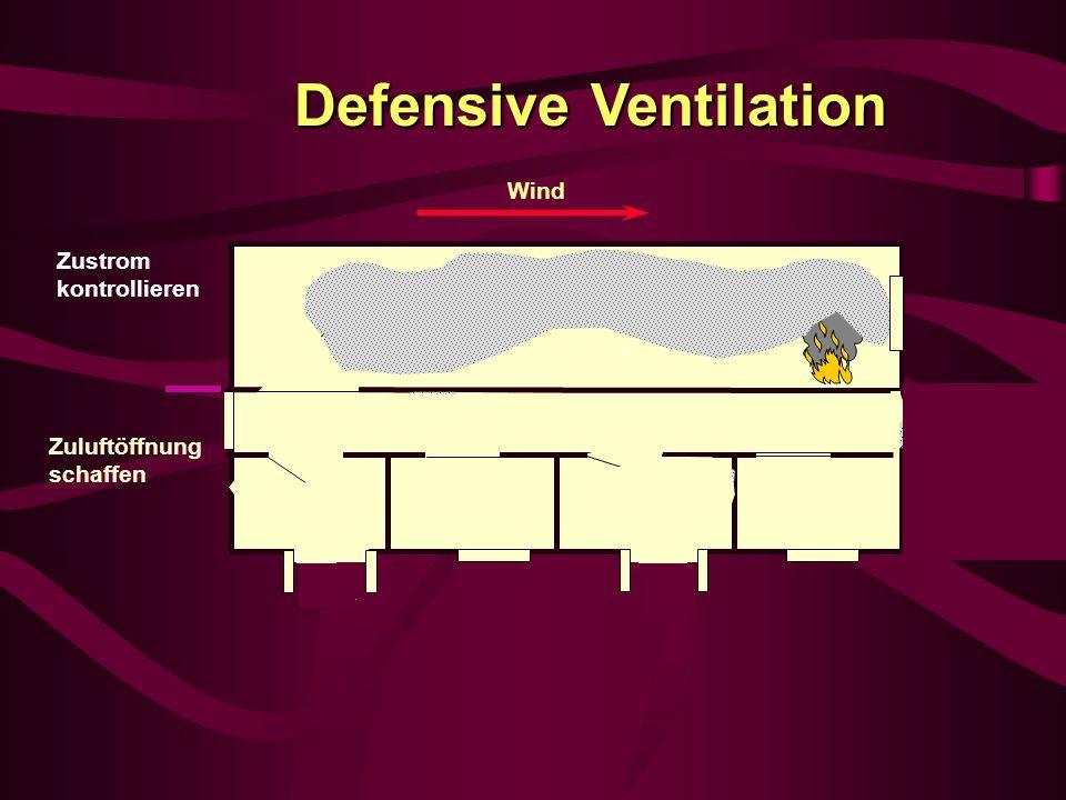 Defensive Ventilation