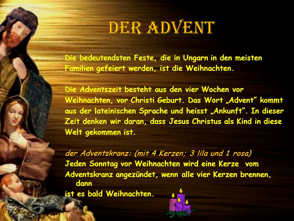 der Advent