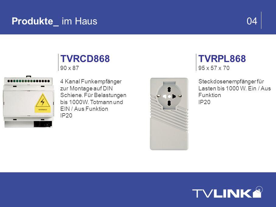 Produkte_ im Haus 04 TVRCD868 TVRPL868 90 x 87