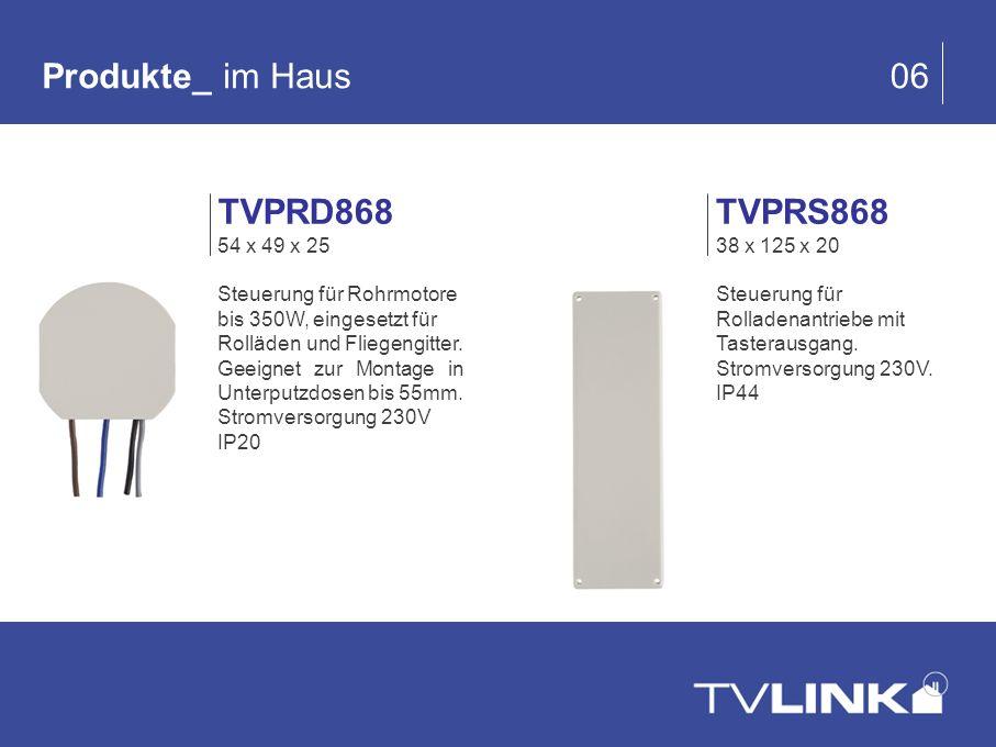 Produkte_ im Haus 06 TVPRD868 TVPRS868 54 x 49 x 25