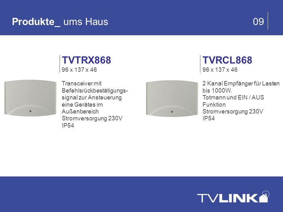 Produkte_ ums Haus 09 TVTRX868 TVRCL868 96 x 137 x 46