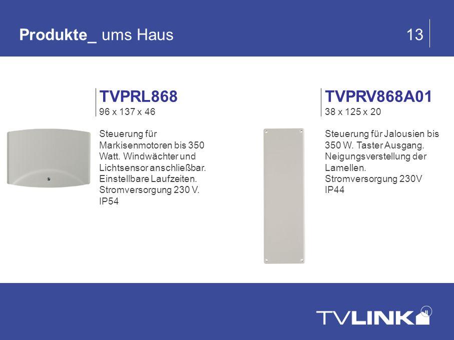 Produkte_ ums Haus 13 TVPRL868 TVPRV868A01 96 x 137 x 46