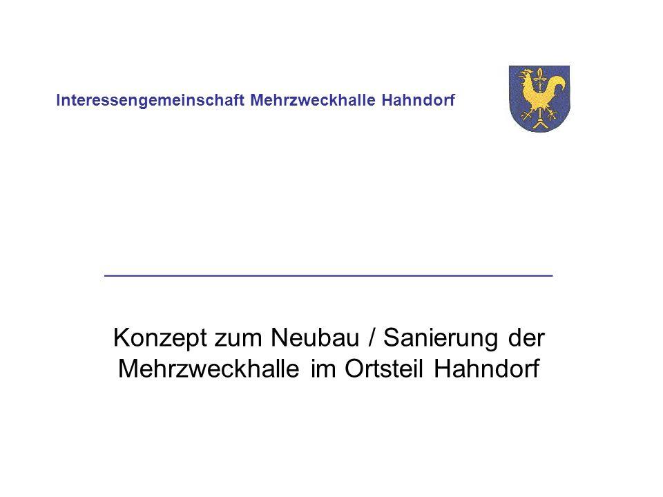 Interessengemeinschaft Mehrzweckhalle Hahndorf