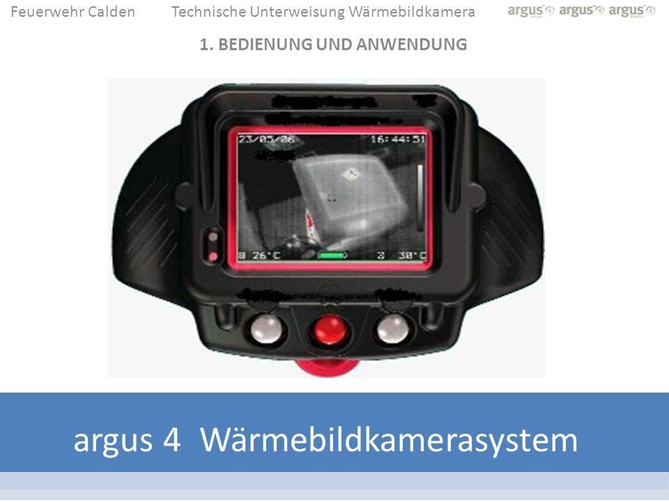argus 4 Wärmebildkamerasystem