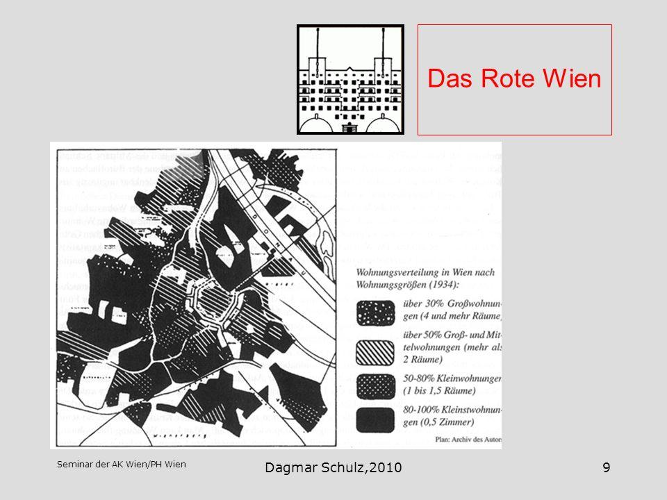 Wohnungsgrößen Das Rote Wien Dagmar Schulz,2010