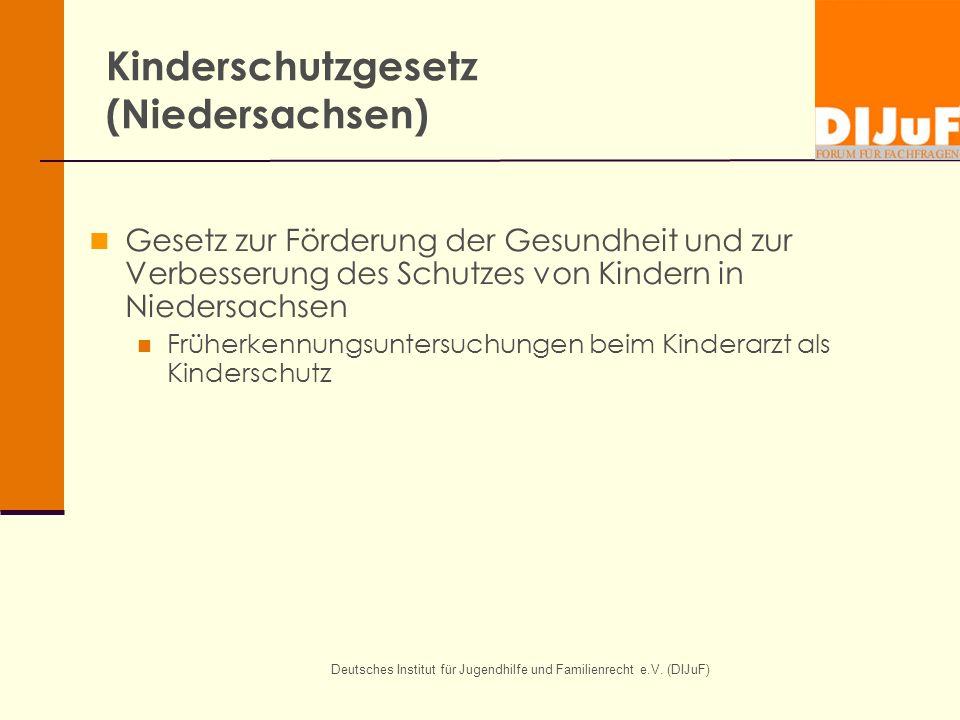 Kinderschutzgesetz (Niedersachsen)