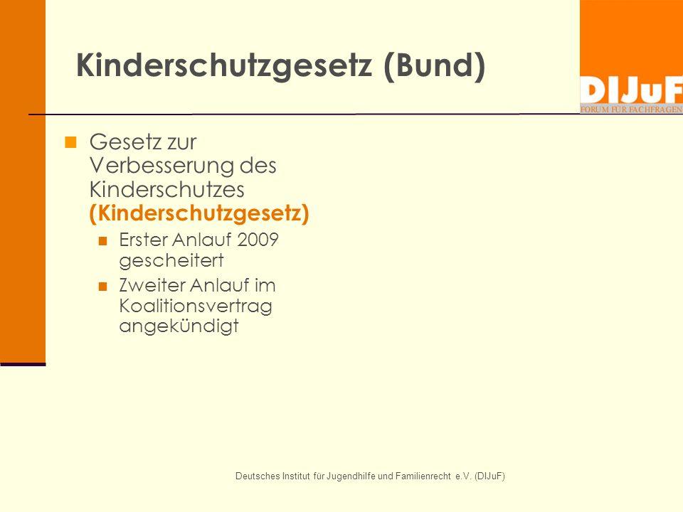 Kinderschutzgesetz (Bund)