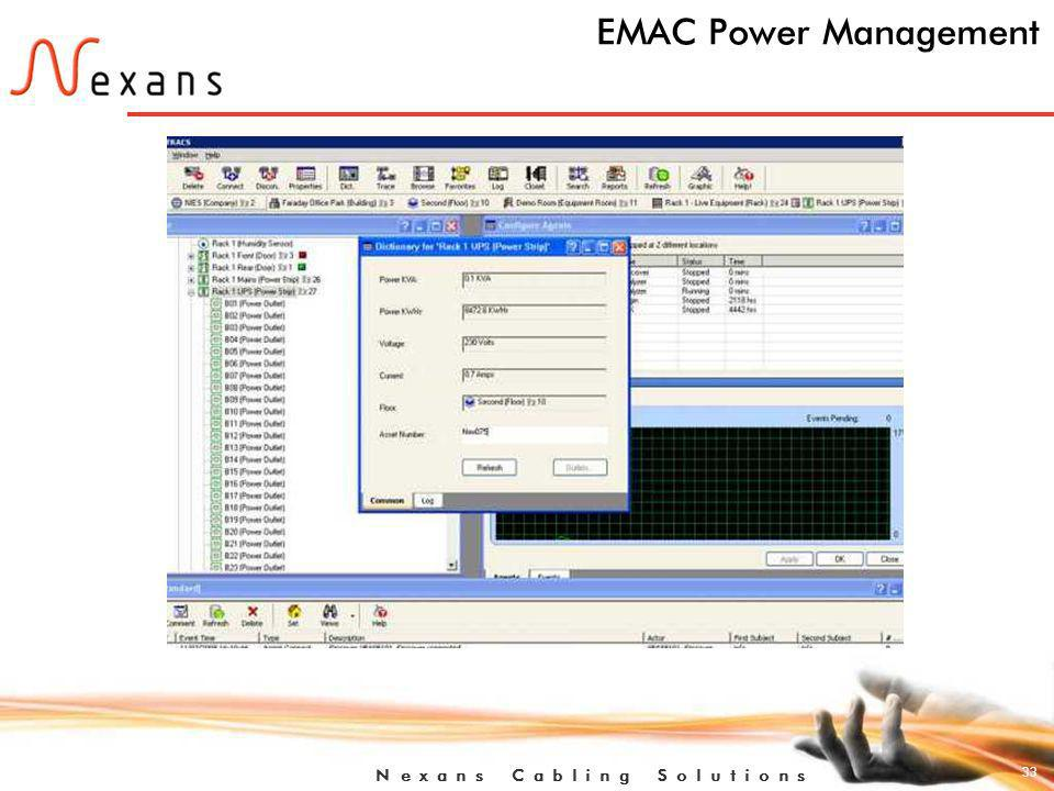 EMAC Power Management