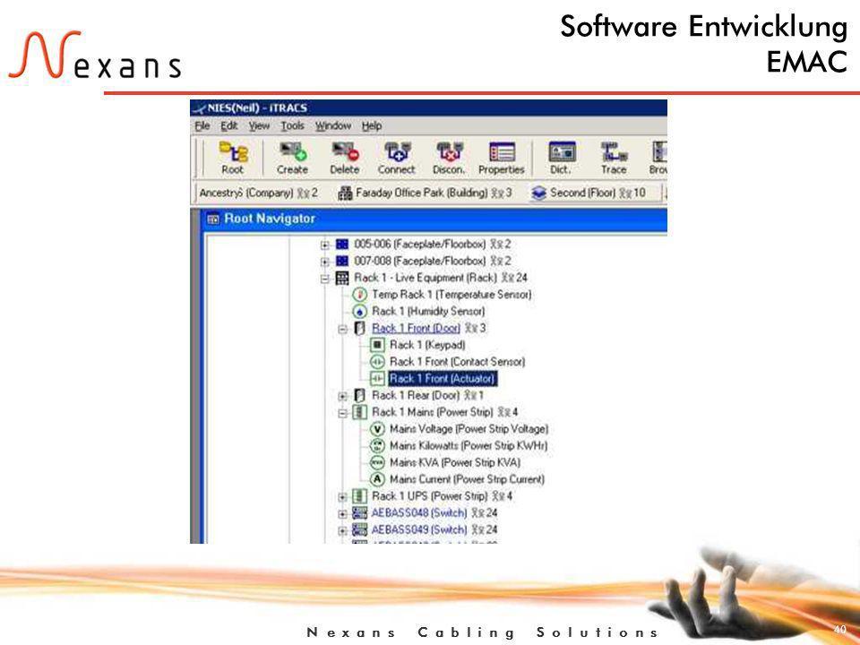 Software Entwicklung EMAC