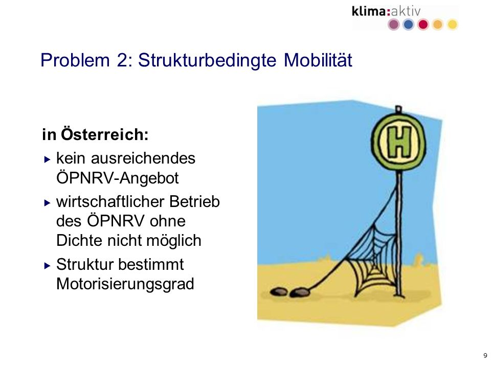 Problem 2: Strukturbedingte Mobilität
