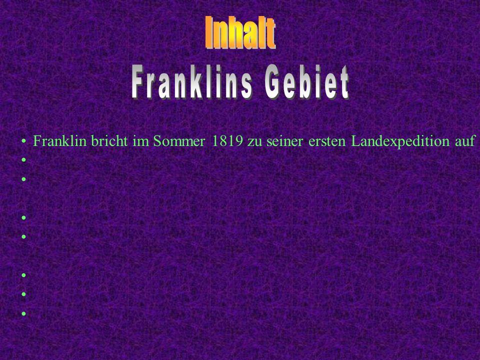 Inhalt Franklins Gebiet
