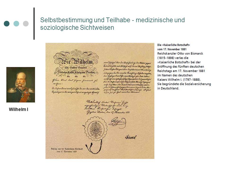 """""""Kaiserliche Botschaft 1881"""