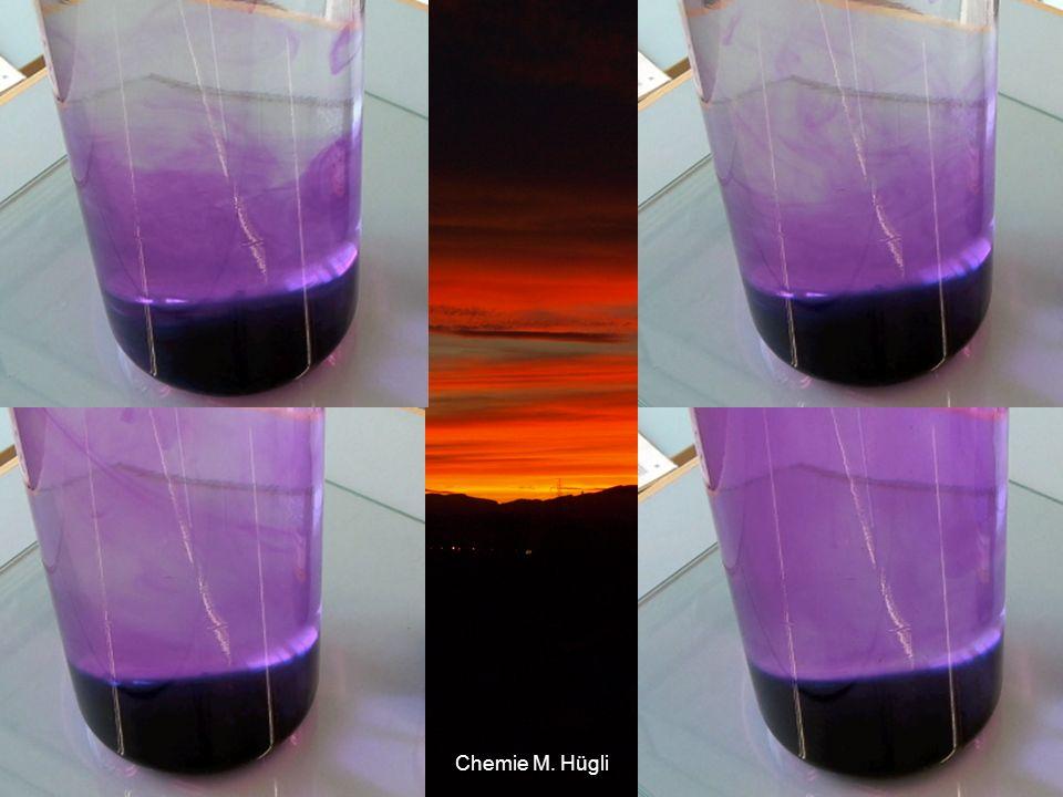 Diffusion Chemie M. Hügli